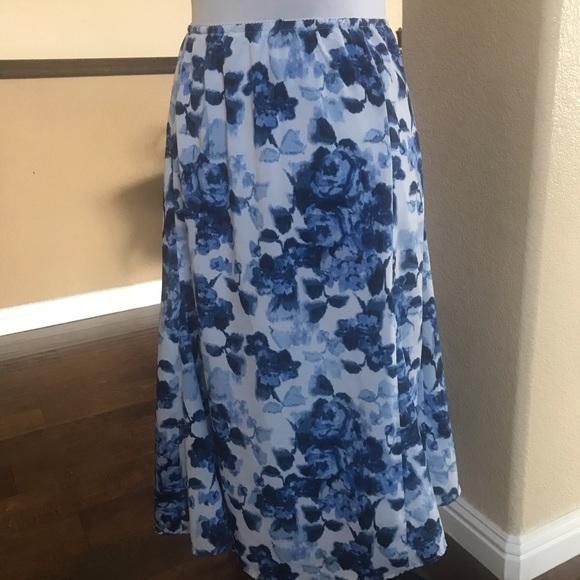 Sag Harbor Dresses & Skirts - Gorgeous Sag Harbor Ankle Length Skirt